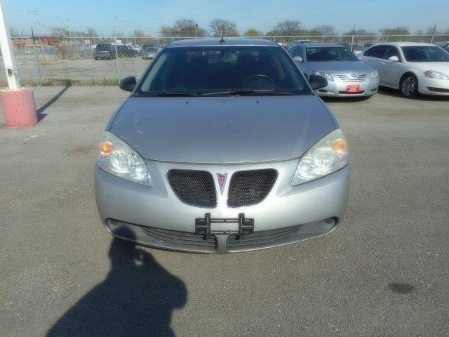 2008 Pontiac G6 4dr Sedan - Harvey IL