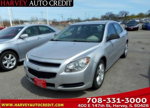 2010 Chevrolet Malibu for sale in Harvey, IL