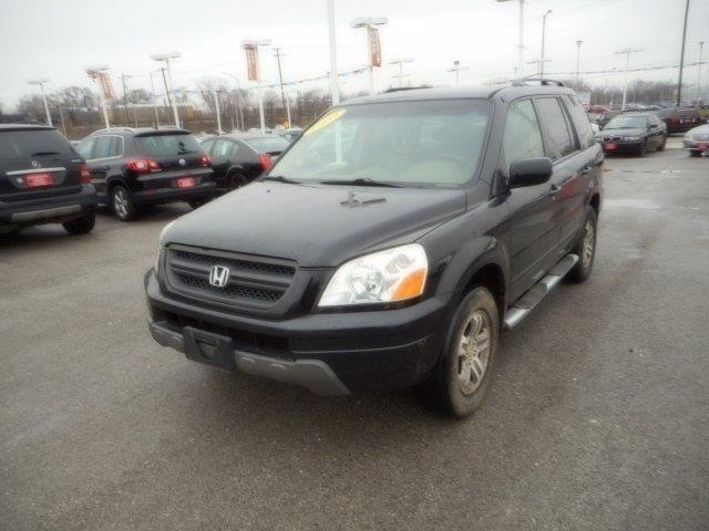 2004 Honda Pilot 4dr EX-L 4WD SUV w/Leather and Navigation System - Harvey IL