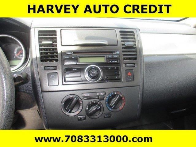 2011 Nissan Versa 1.8 S 4dr Hatchback 4A - Harvey IL