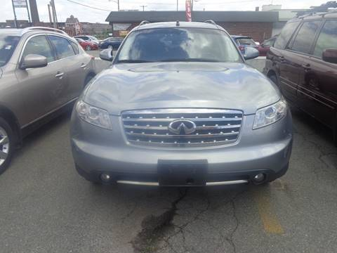 2007 Infiniti FX35 for sale in Lawrence, MA