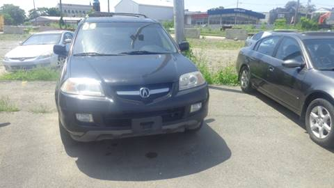 2004 Acura MDX for sale in Lawrence, MA