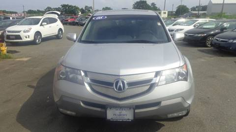 2008 Acura MDX for sale at Merrimack Motors in Lawrence MA