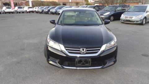 2014 Honda Accord for sale in Lawrence, MA