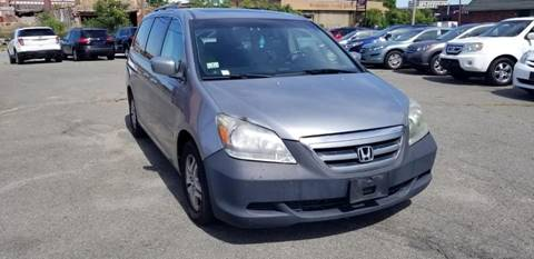 2006 Honda Odyssey for sale in Lawrence, MA