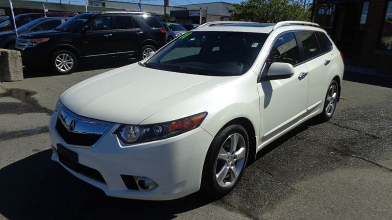 2011 Acura TSX Sport Wagon for sale at Merrimack Motors in Lawrence MA