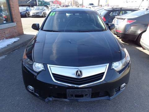 2011 Acura TSX Sport Wagon for sale in Lawrence, MA
