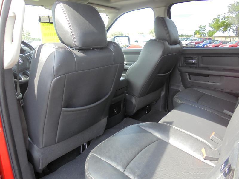 2012 RAM Ram Pickup 1500 4x2 Sport 4dr Crew Cab 5.5 ft. SB Pickup - Belton TX