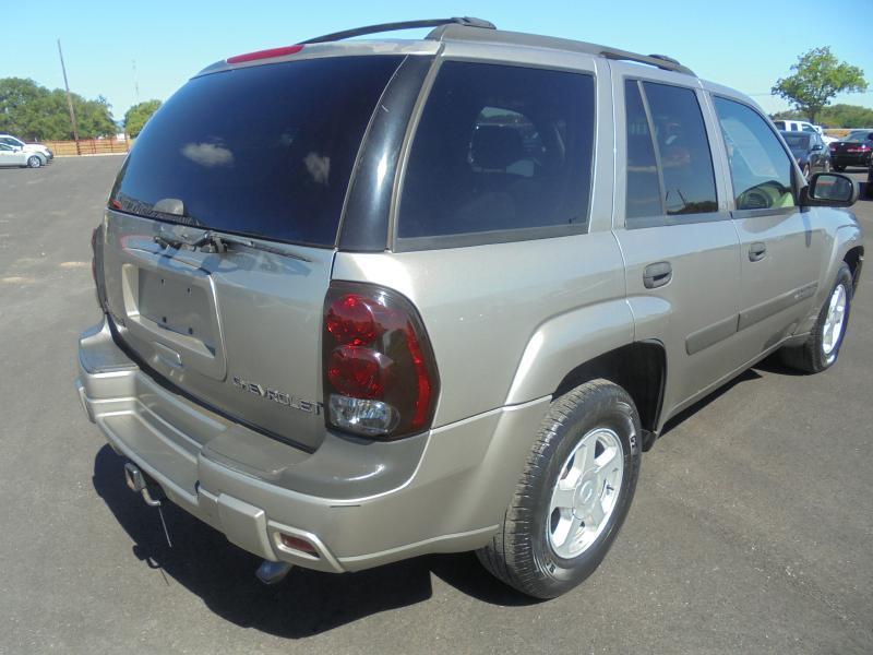 2003 Chevrolet TrailBlazer  - Belton TX