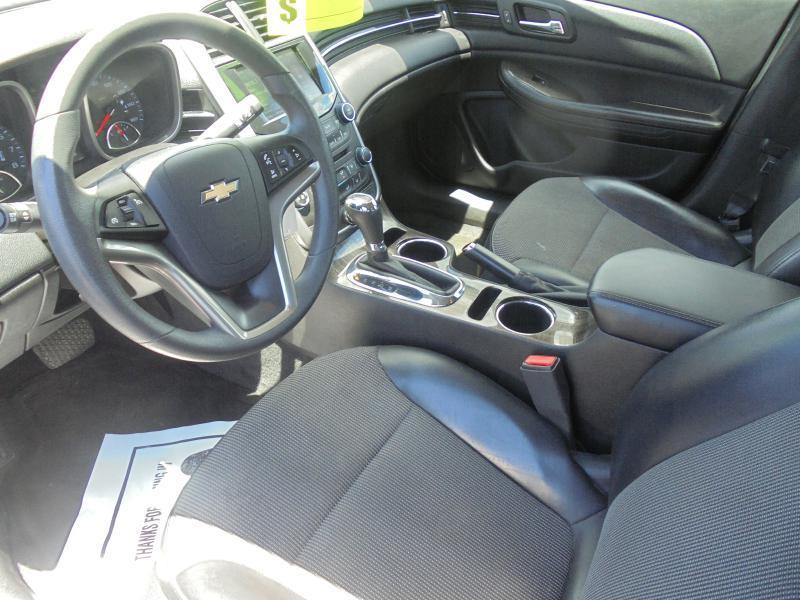 2015 Chevrolet Malibu LT 4dr Sedan w/1LT - Belton TX