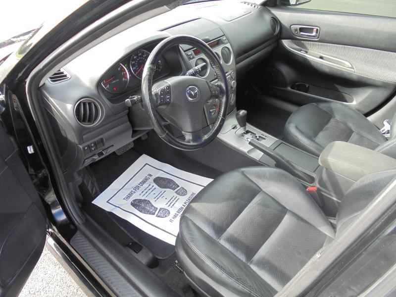2005 Mazda MAZDA6 i Sport 4dr Hatchback - Belton TX