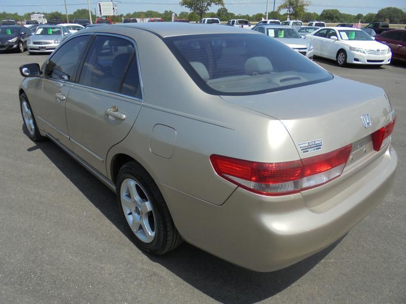 2003 Honda Accord EX 4dr Sedan - Belton TX