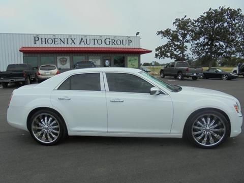 2012 Chrysler 300 for sale in Belton, TX
