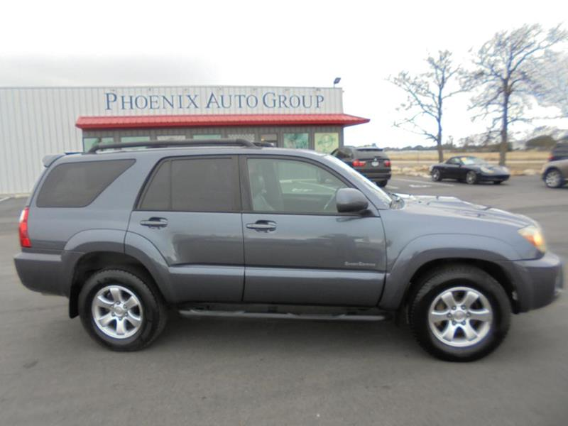 2006 Toyota 4Runner SR5 In Belton TX - PHOENIX AUTO GROUP