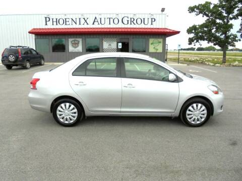 2012 Toyota Yaris for sale at PHOENIX AUTO GROUP in Belton TX