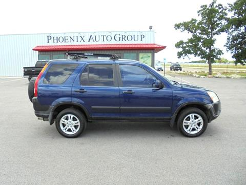 2003 Honda CR-V for sale in Belton, TX