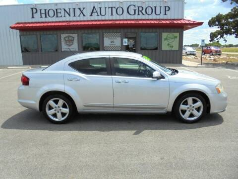 2011 Dodge Avenger for sale at PHOENIX AUTO GROUP in Belton TX