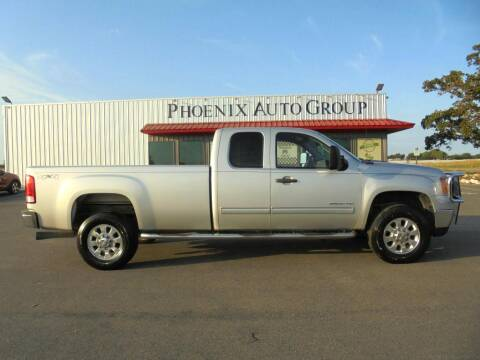 2011 GMC Sierra 2500HD for sale at PHOENIX AUTO GROUP in Belton TX