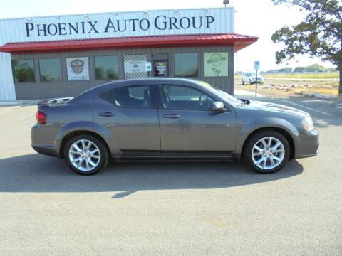 2014 Dodge Avenger for sale at PHOENIX AUTO GROUP in Belton TX