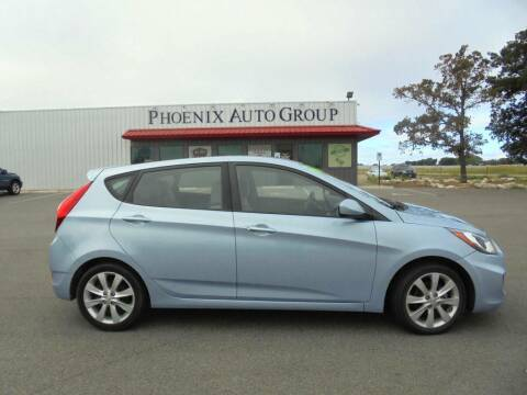 2012 Hyundai Accent for sale at PHOENIX AUTO GROUP in Belton TX