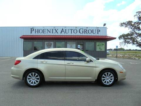 2010 Chrysler Sebring for sale at PHOENIX AUTO GROUP in Belton TX