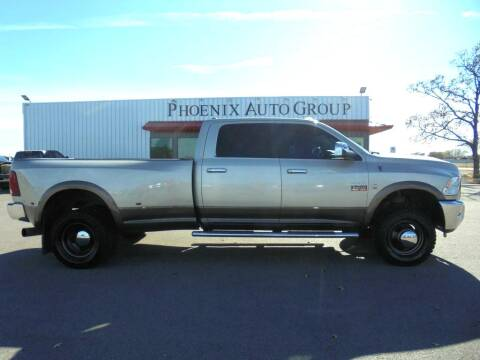 2010 Dodge Ram Pickup 3500 for sale at PHOENIX AUTO GROUP in Belton TX
