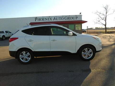 2013 Hyundai Tucson for sale at PHOENIX AUTO GROUP in Belton TX