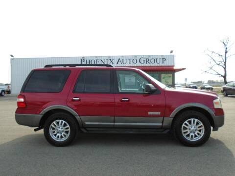 2007 Ford Expedition for sale at PHOENIX AUTO GROUP in Belton TX