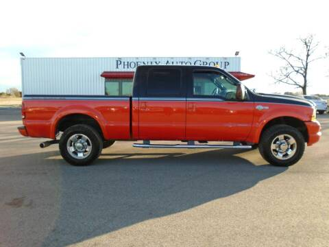 2004 Ford F-250 Super Duty for sale at PHOENIX AUTO GROUP in Belton TX