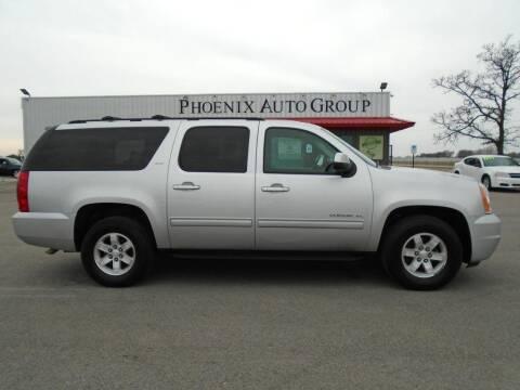2012 GMC Yukon XL for sale at PHOENIX AUTO GROUP in Belton TX