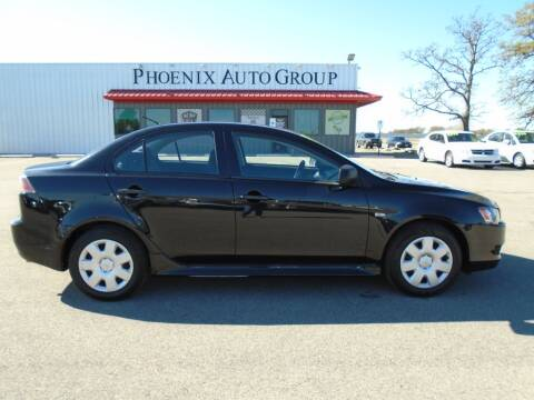 2011 Mitsubishi Lancer for sale at PHOENIX AUTO GROUP in Belton TX