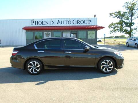 2016 Honda Accord for sale at PHOENIX AUTO GROUP in Belton TX