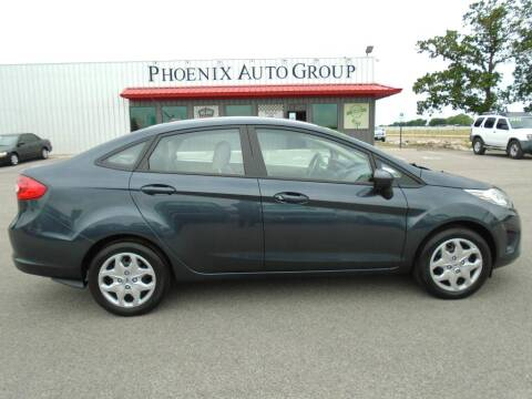 2011 Ford Fiesta for sale at PHOENIX AUTO GROUP in Belton TX