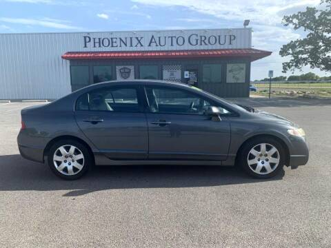 2011 Honda Civic for sale at PHOENIX AUTO GROUP in Belton TX