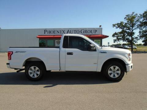 2016 Ford F-150 for sale at PHOENIX AUTO GROUP in Belton TX