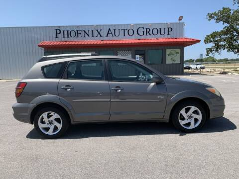 2005 Pontiac Vibe for sale at PHOENIX AUTO GROUP in Belton TX