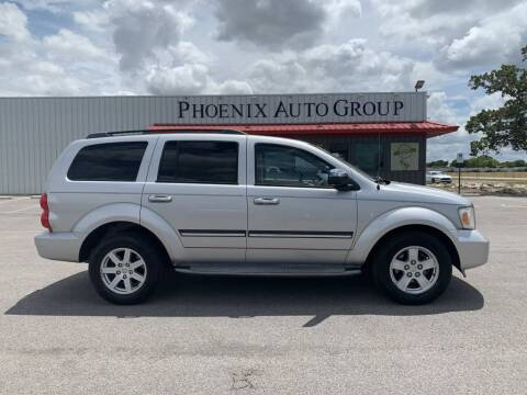 2007 Dodge Durango for sale at PHOENIX AUTO GROUP in Belton TX