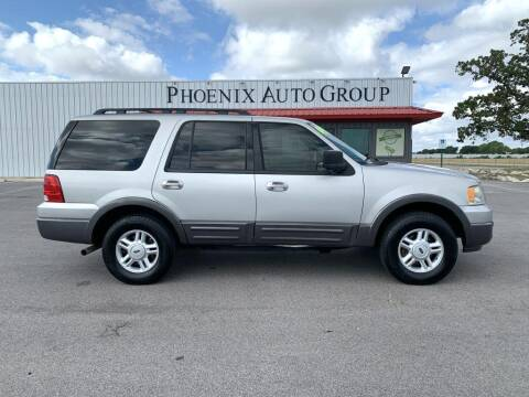 2006 Ford Expedition for sale at PHOENIX AUTO GROUP in Belton TX