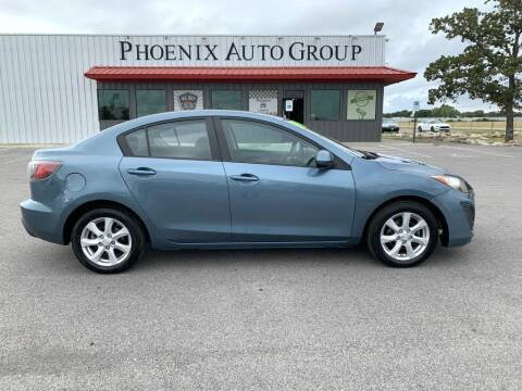 2011 Mazda MAZDA3 for sale at PHOENIX AUTO GROUP in Belton TX