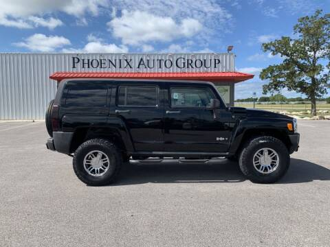 2006 HUMMER H3 for sale at PHOENIX AUTO GROUP in Belton TX