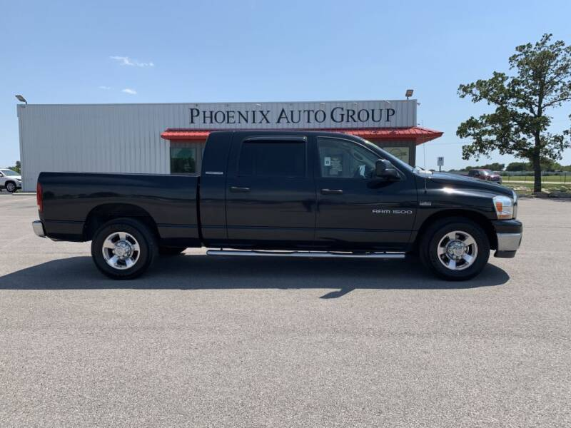 2006 Dodge Ram Pickup 1500 for sale at PHOENIX AUTO GROUP in Belton TX