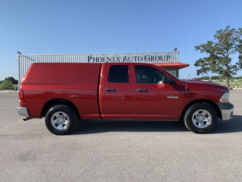 2010 Dodge Ram Pickup 1500 for sale at PHOENIX AUTO GROUP in Belton TX