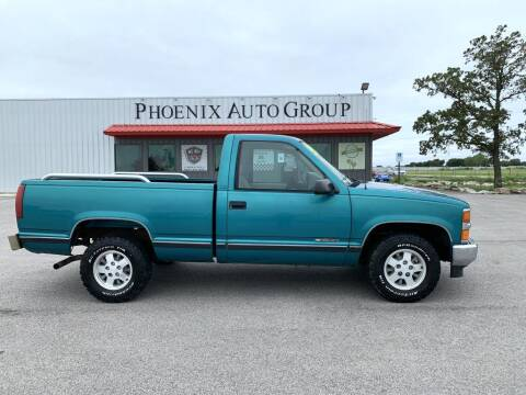 1994 Chevrolet C/K 1500 Series for sale at PHOENIX AUTO GROUP in Belton TX