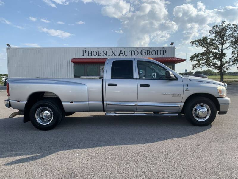 2006 Dodge Ram Pickup 3500 for sale at PHOENIX AUTO GROUP in Belton TX