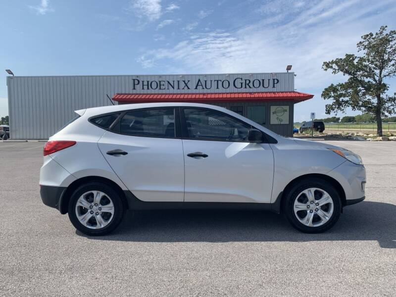 2010 Hyundai Tucson for sale at PHOENIX AUTO GROUP in Belton TX