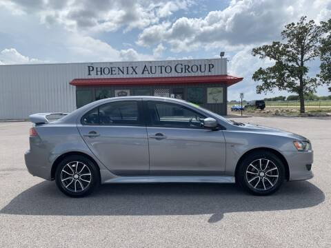 2015 Mitsubishi Lancer for sale at PHOENIX AUTO GROUP in Belton TX