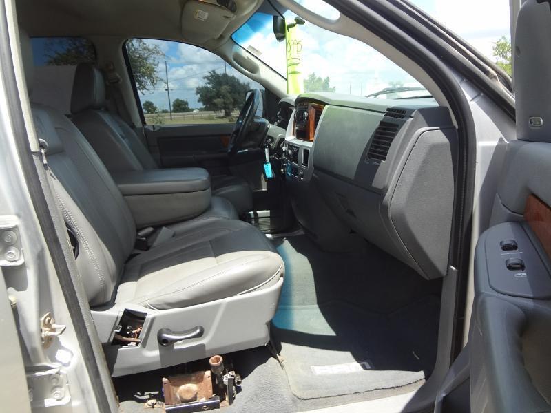 2007 Dodge Ram Pickup 2500 SLT - Belton TX