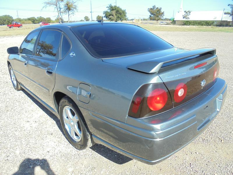 2005 Chevrolet Impala LS 4dr Sedan - Belton TX