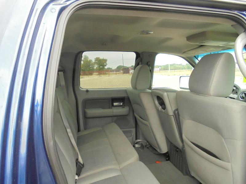 2007 Ford F-150 SUPERCREW - Belton TX