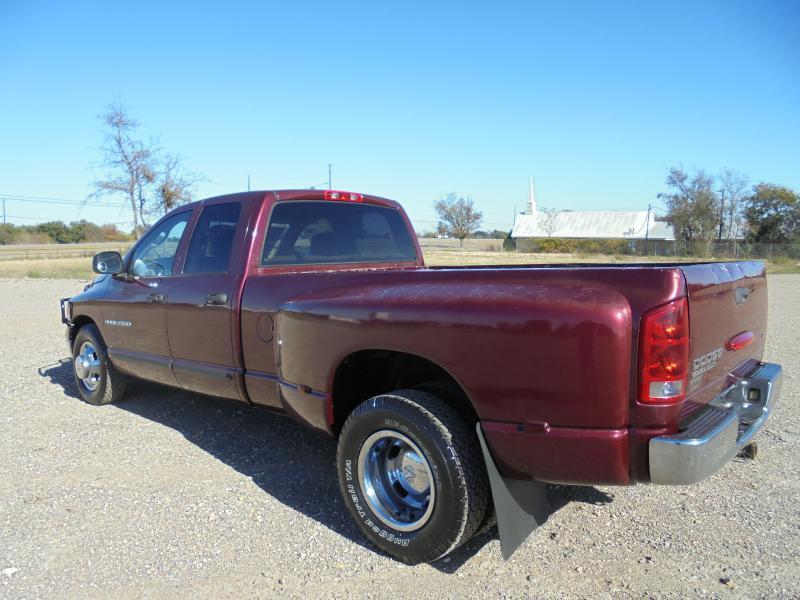 2003 Dodge Ram Pickup 3500 4dr Quad Cab SLT RWD LB - Belton TX